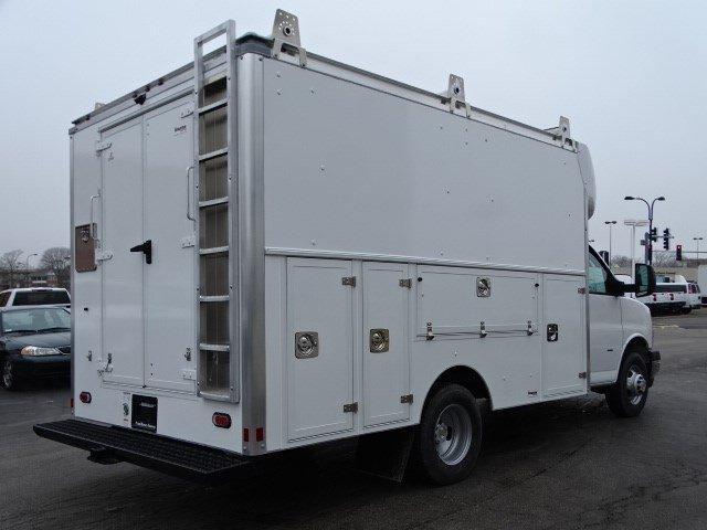 2020 Express 3500 4x2, Supreme Spartan Cargo Service Utility Van #B27221 - photo 2