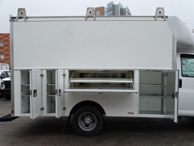 2020 Chevrolet Express 3500 RWD, Supreme Spartan Cargo Service Utility Van #B27221 - photo 30