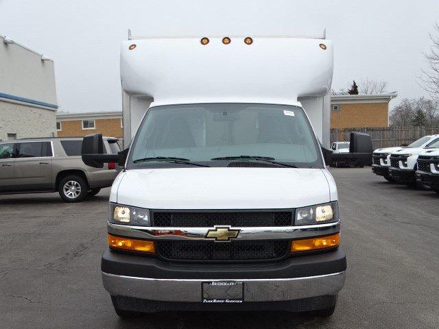 2020 Chevrolet Express 3500 RWD, Supreme Spartan Cargo Service Utility Van #B27221 - photo 35