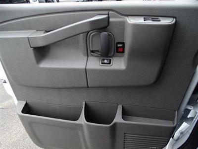 2020 Chevrolet Express 3500 RWD, Supreme Spartan Cargo Service Utility Van #B27221 - photo 15