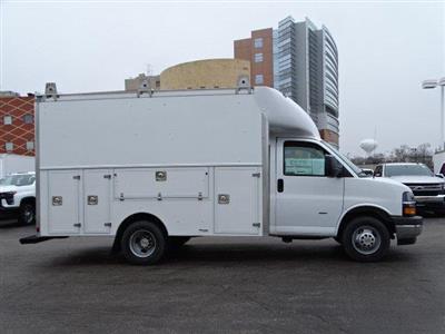 2020 Express 3500 4x2, Supreme Spartan Cargo Service Utility Van #B27221 - photo 3