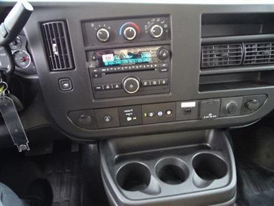 2020 Chevrolet Express 3500 RWD, Supreme Spartan Cargo Service Utility Van #B27221 - photo 9