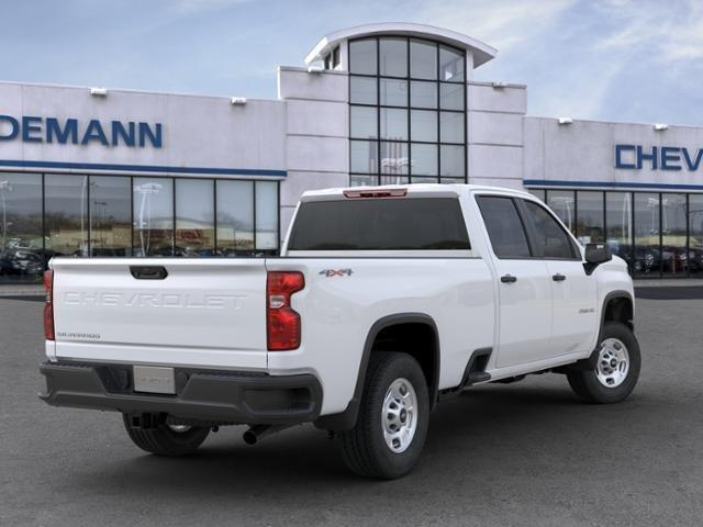 2020 Silverado 2500 Crew Cab 4x4, Pickup #B27240 - photo 2