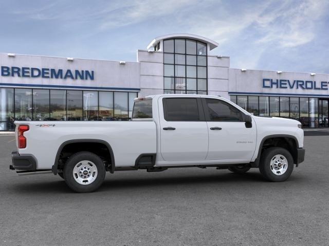 2020 Silverado 2500 Crew Cab 4x4, Pickup #B27240 - photo 5