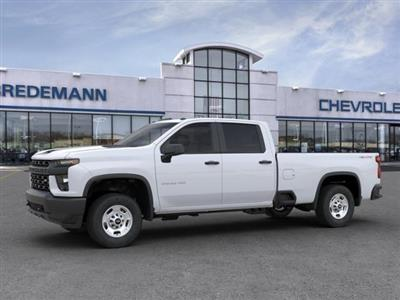 2020 Silverado 2500 Crew Cab 4x4, Pickup #B27240 - photo 3