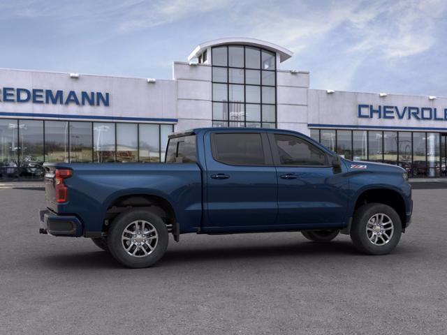 2020 Chevrolet Silverado 1500 Crew Cab 4x4, Pickup #B27494 - photo 5