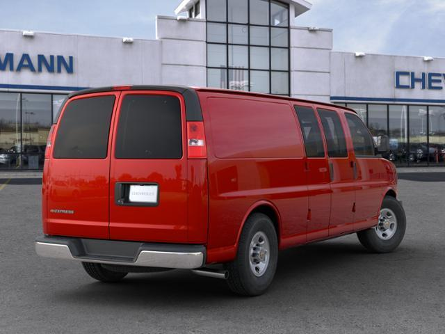 2020 Chevrolet Express 2500 4x2, Empty Cargo Van #B27497 - photo 1