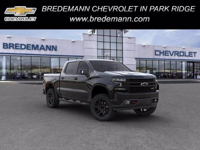 2020 Chevrolet Silverado 1500 Crew Cab 4x4, Pickup #B27501 - photo 1