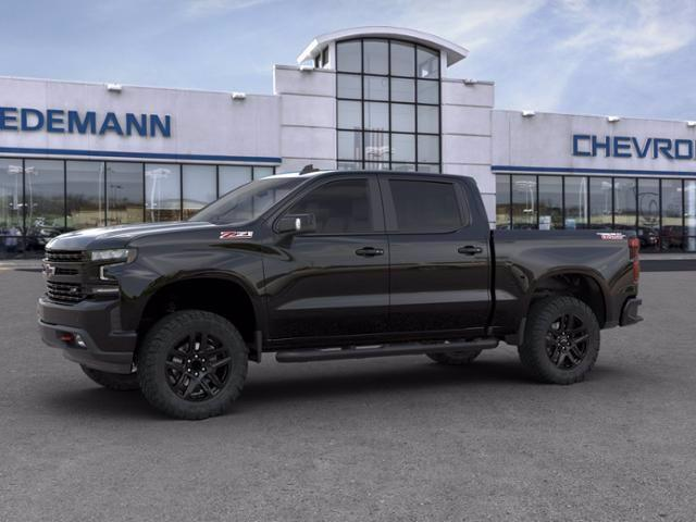 2020 Chevrolet Silverado 1500 Crew Cab 4x4, Pickup #B27501 - photo 3