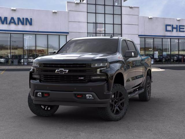 2020 Chevrolet Silverado 1500 Crew Cab 4x4, Pickup #B27501 - photo 6