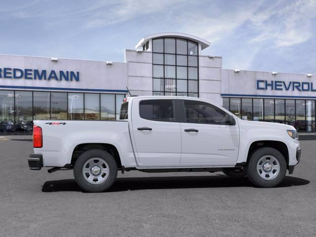 2021 Chevrolet Colorado Crew Cab 4x4, Pickup #B27513 - photo 5