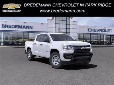 2021 Chevrolet Colorado Crew Cab 4x4, Pickup #B27513 - photo 1