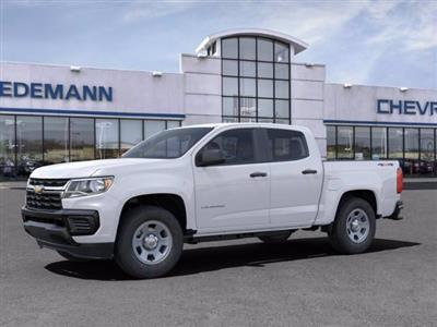 2021 Chevrolet Colorado Crew Cab 4x4, Pickup #B27513 - photo 3