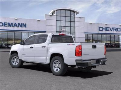2021 Chevrolet Colorado Crew Cab 4x4, Pickup #B27513 - photo 4