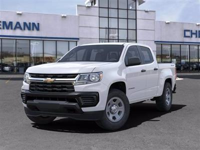 2021 Chevrolet Colorado Crew Cab 4x4, Pickup #B27513 - photo 6