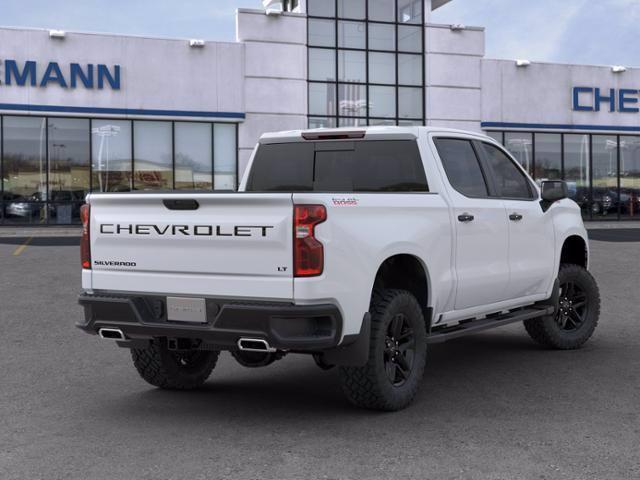 2020 Chevrolet Silverado 1500 Crew Cab 4x4, Pickup #B27515 - photo 2