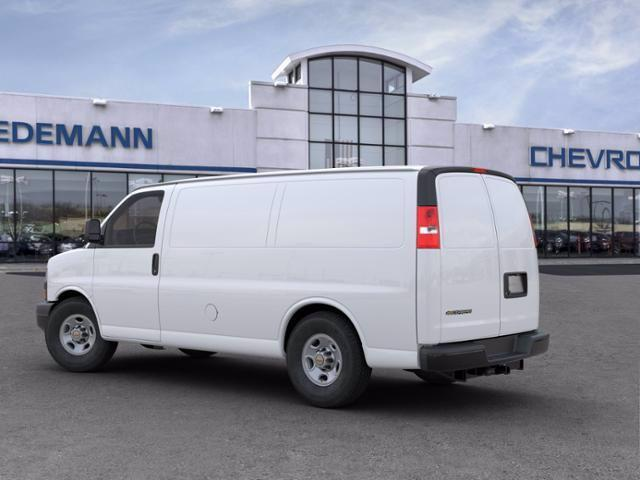 2020 Chevrolet Express 2500 RWD, Empty Cargo Van #B27535 - photo 3