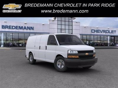 2020 Chevrolet Express 2500 RWD, Empty Cargo Van #B27535 - photo 1