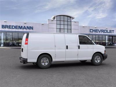 2020 Chevrolet Express 2500 RWD, Empty Cargo Van #B27535 - photo 5