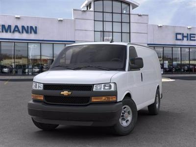 2020 Chevrolet Express 2500 RWD, Empty Cargo Van #B27535 - photo 6