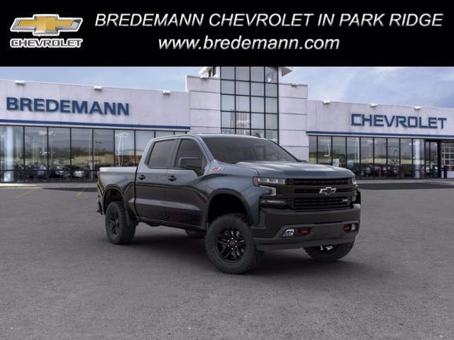 2020 Chevrolet Silverado 1500 Crew Cab 4x4, Pickup #B27536 - photo 1