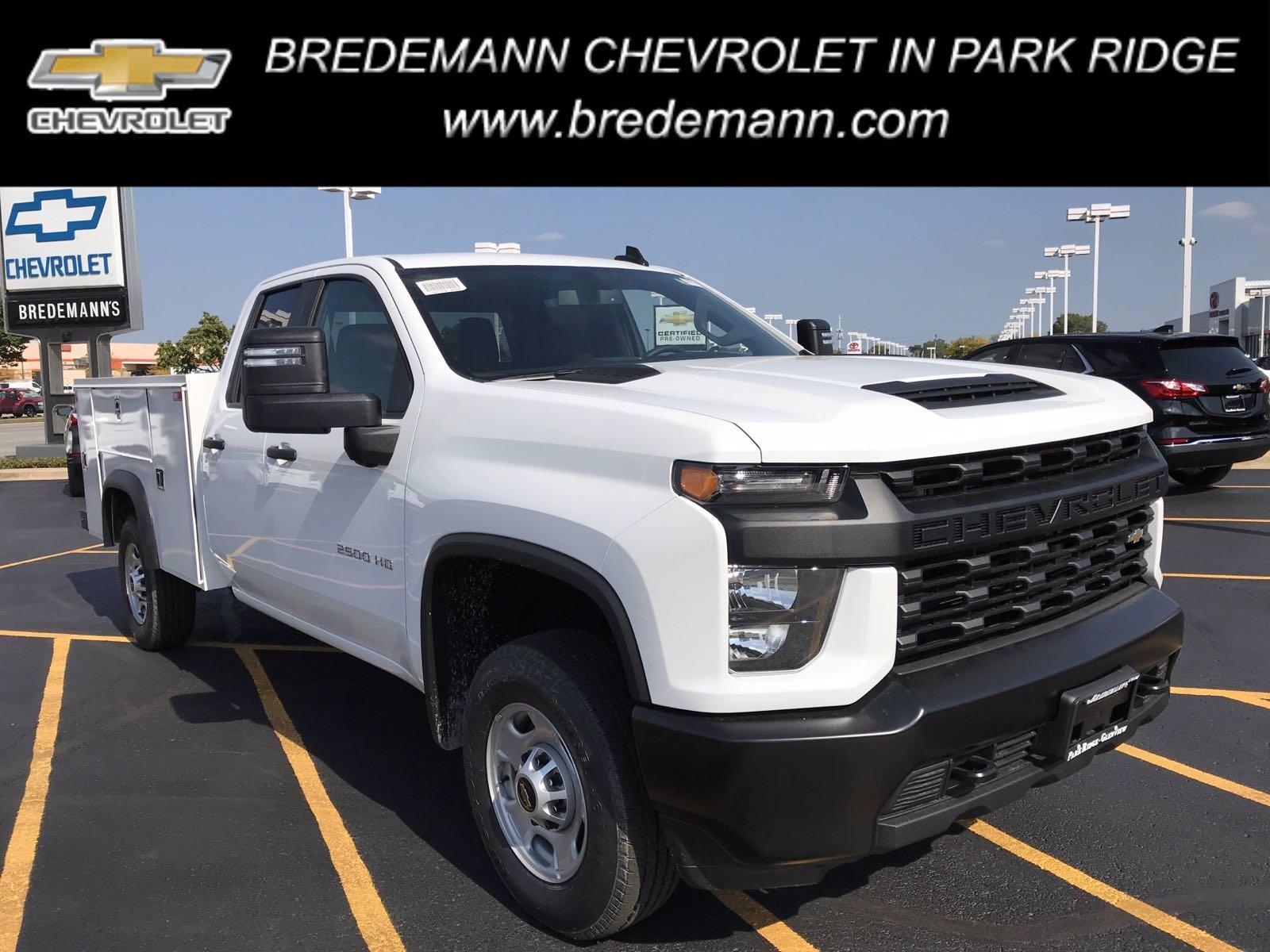 2020 Chevrolet Silverado 2500 Double Cab RWD, Reading Service Body #B27548 - photo 1