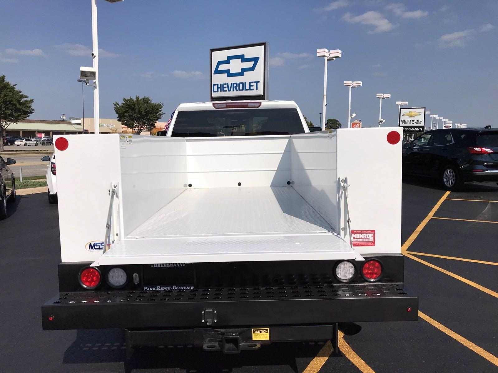 2020 Chevrolet Silverado 2500 Double Cab 4x2, Reading SL Service Body #B27548 - photo 19