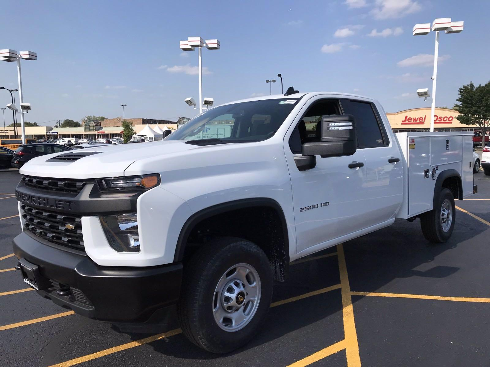 2020 Chevrolet Silverado 2500 Double Cab 4x2, Reading SL Service Body #B27548 - photo 5