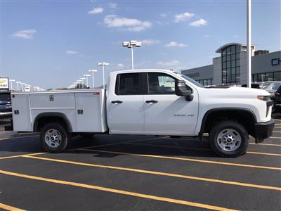 2020 Chevrolet Silverado 2500 Double Cab 4x2, Reading SL Service Body #B27548 - photo 3