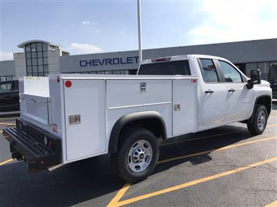 2020 Chevrolet Silverado 2500 Double Cab 4x2, Reading SL Service Body #B27548 - photo 2