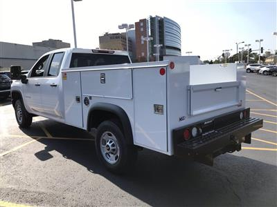 2020 Chevrolet Silverado 2500 Double Cab 4x2, Reading SL Service Body #B27548 - photo 4