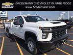 2020 Chevrolet Silverado 2500 Double Cab 4x2, Reading SL Service Body #B27548 - photo 1