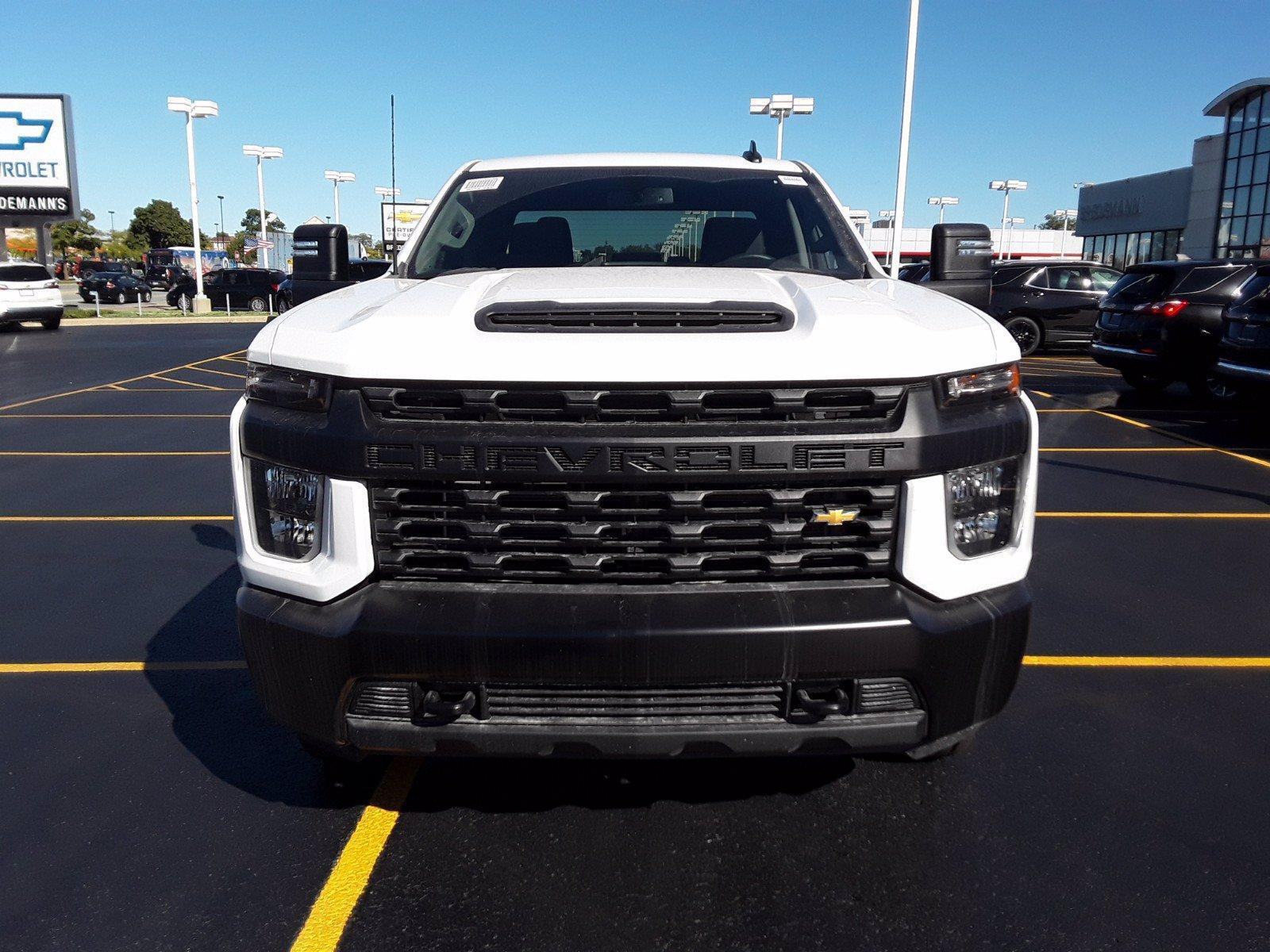 2020 Chevrolet Silverado 2500 Double Cab 4x2, Monroe MSS II Service Body #B27557 - photo 26
