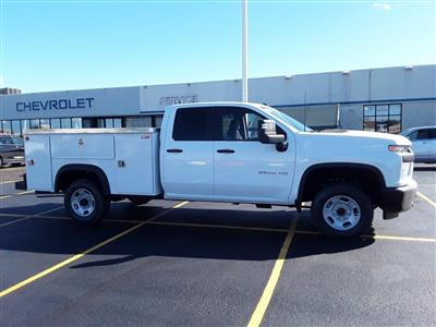 2020 Chevrolet Silverado 2500 Double Cab 4x2, Monroe MSS II Service Body #B27557 - photo 3