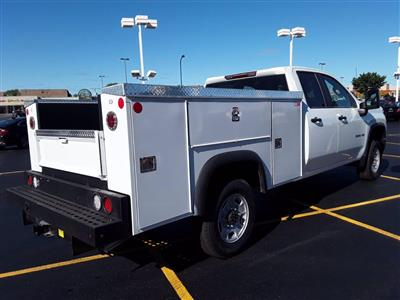 2020 Chevrolet Silverado 2500 Double Cab 4x2, Monroe MSS II Service Body #B27557 - photo 2