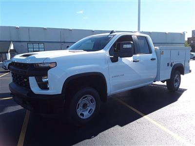 2020 Chevrolet Silverado 2500 Double Cab 4x2, Monroe MSS II Service Body #B27557 - photo 5