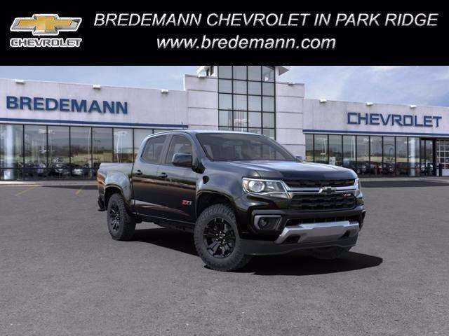 2021 Chevrolet Colorado Crew Cab 4x4, Pickup #B27575 - photo 1
