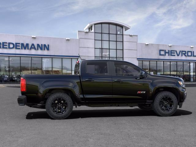 2021 Chevrolet Colorado Crew Cab 4x4, Pickup #B27575 - photo 5