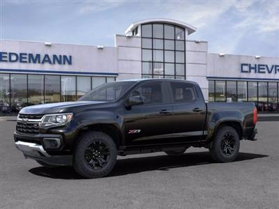2021 Chevrolet Colorado Crew Cab 4x4, Pickup #B27575 - photo 3