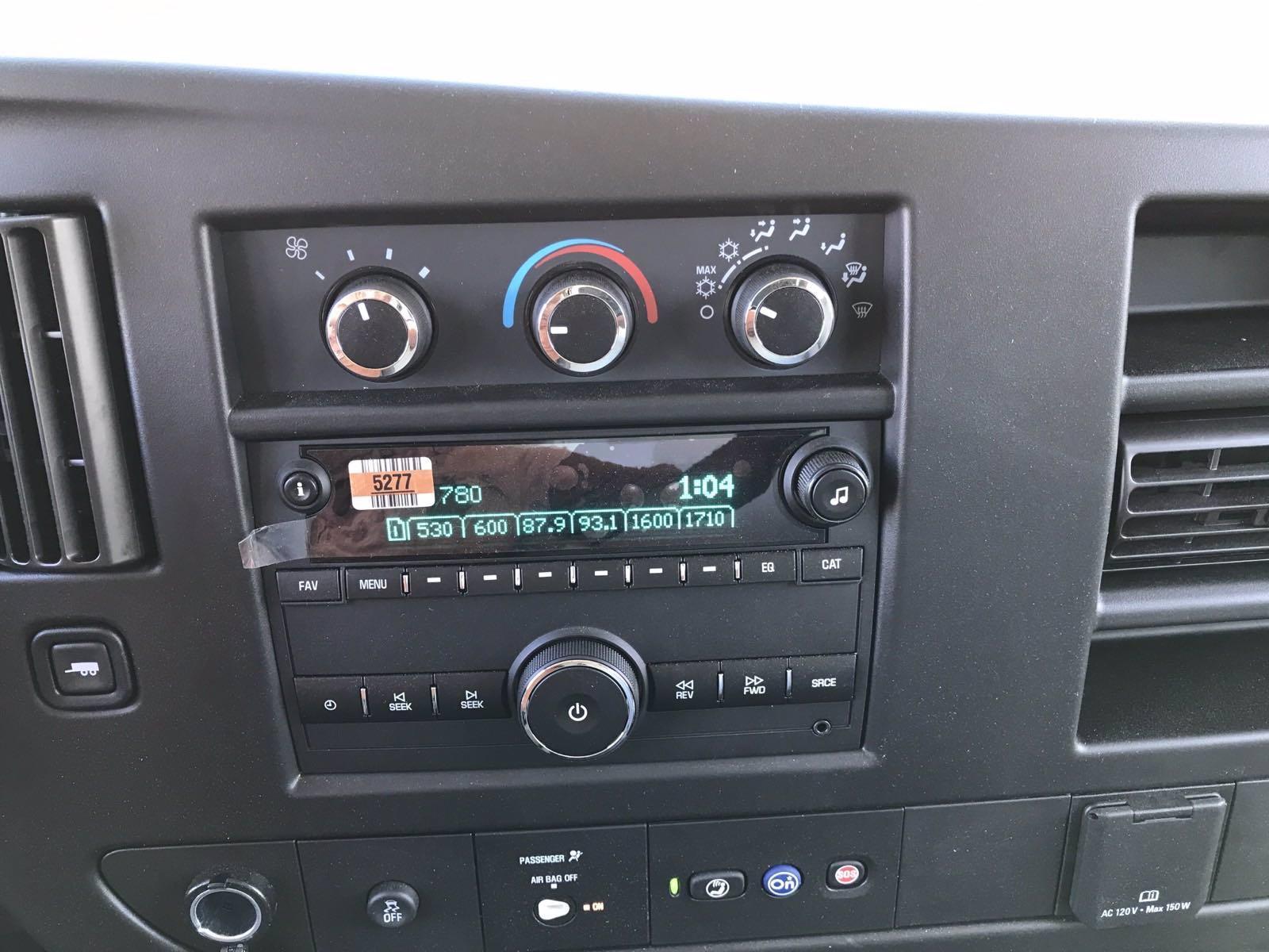 2020 Chevrolet Express 3500 RWD, Bay Bridge Classic Cutaway Van #B27602 - photo 11