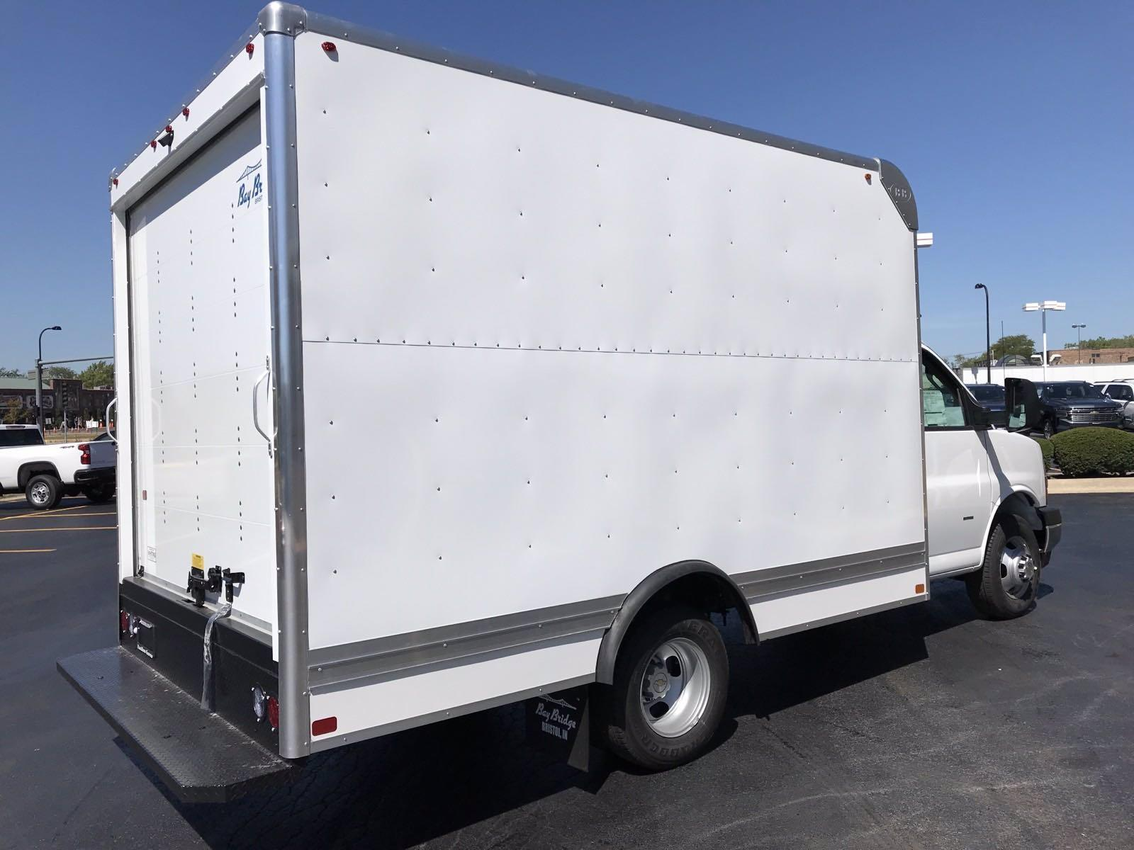2020 Chevrolet Express 3500 RWD, Bay Bridge Cutaway Van #B27602 - photo 1