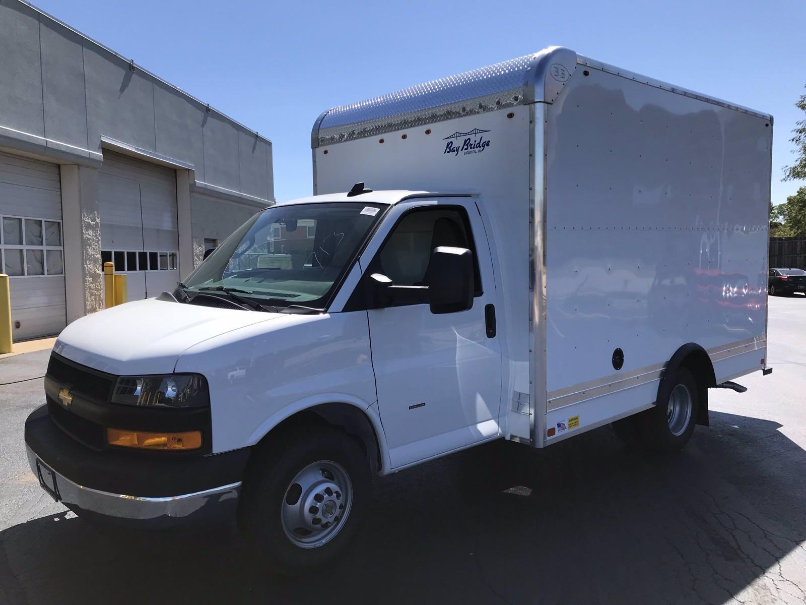 2020 Chevrolet Express 3500 RWD, Bay Bridge Classic Cutaway Van #B27602 - photo 5