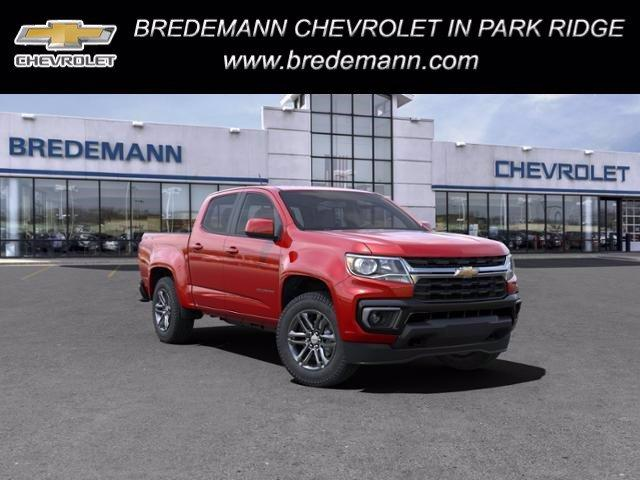 2021 Chevrolet Colorado Crew Cab 4x4, Pickup #B27623 - photo 1