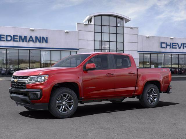 2021 Chevrolet Colorado Crew Cab 4x4, Pickup #B27623 - photo 3