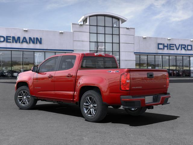 2021 Chevrolet Colorado Crew Cab 4x4, Pickup #B27623 - photo 24
