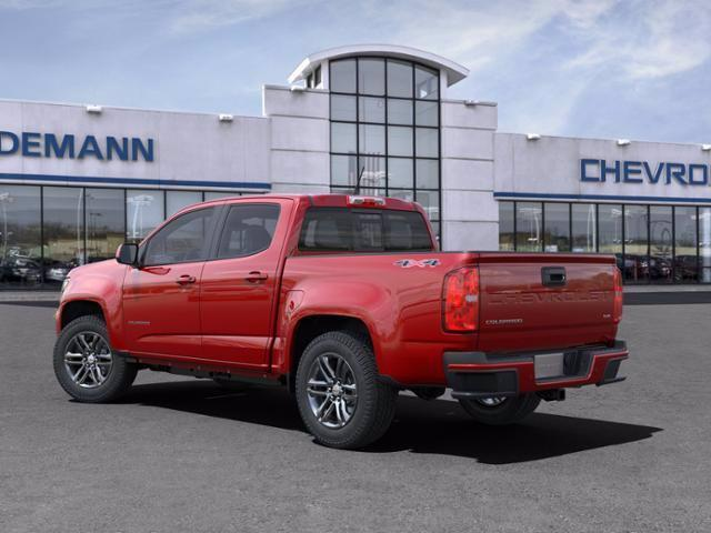 2021 Chevrolet Colorado Crew Cab 4x4, Pickup #B27623 - photo 4