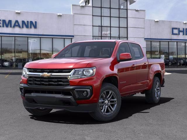 2021 Chevrolet Colorado Crew Cab 4x4, Pickup #B27623 - photo 6