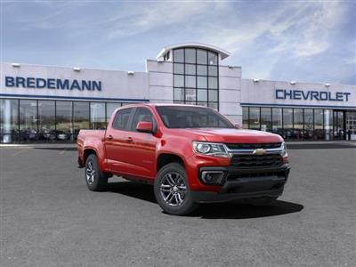 2021 Chevrolet Colorado Crew Cab 4x4, Pickup #B27623 - photo 21