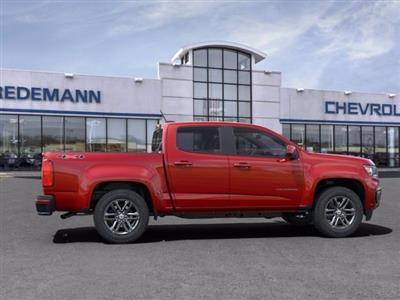 2021 Chevrolet Colorado Crew Cab 4x4, Pickup #B27623 - photo 5