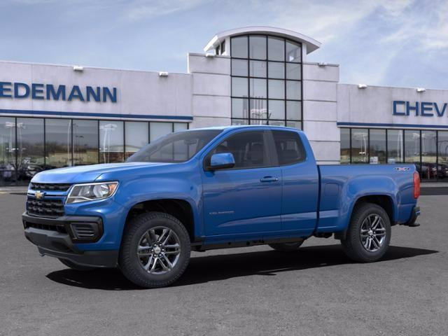 2021 Chevrolet Colorado Extended Cab 4x4, Pickup #B27629 - photo 3
